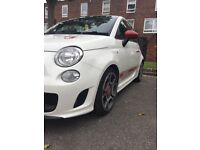 Hi I'm selling my abarth 500 immaculate in and out