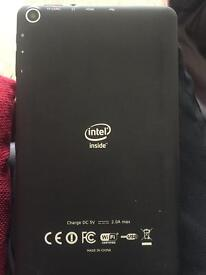 Intel inside tablet