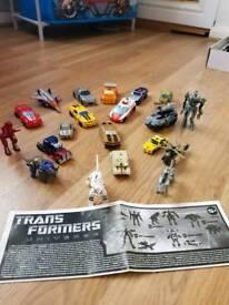 20 transformer universe robots