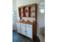 Ducal Country Style Furniture Upcycled Shabby Chic Painted Pine Welsh Dresser