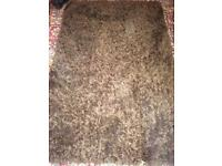 Chocolate Brown Rug