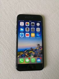 Iphone 7, Jet Black, 32GB, 7 months old
