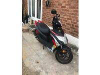 Beeline Tapo RS - 50cc scooter/moped