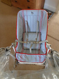 Vintage Silver Cross Pushchair