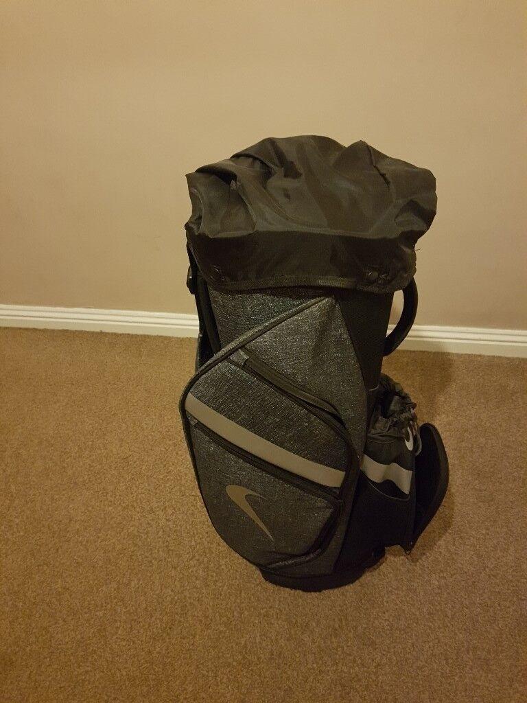 Nike Sport Cart IV Bag 14-Way Dual-Sided Top 97ddd9cbbb857