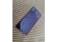Sony Z3 black mobile phone (unlocked)