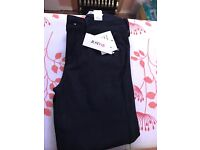 Black skinny jeans size 6 from justfab brand new
