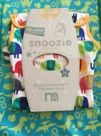 Mothercare Snoozie Sleeping Bag 0-6 Months