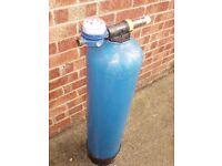 Cylinder Carbon Filter 8 x 35, 25.7 litre.