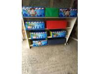 Toy story storage
