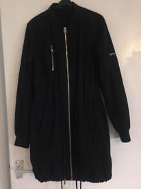 Size 8 Bomber jacket long