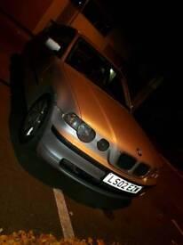 BMW 316ti coupe