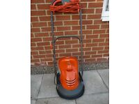 FLYMO Hover - Vac. Grass hover mower. Lightweight. Very Good Condition.