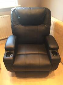 Cinema Massage Rocking Swivel Heated Nursing Gaming Chair Recliner