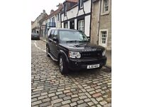 Land Rover Discovery 4 XS Black Edition