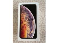 Apple I phone XS Max 64gb unlocked