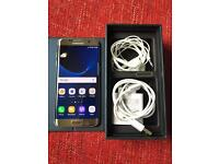 Mint Samsung S7 Edge 32gb Gold