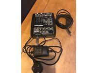 Wharfedale Pro Connect Mini mixer