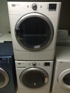 7- MAYTAG Serie 2000 Laveuse Secheuse Frontales Frontload Washer Dryer