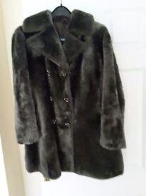 Ladie's Fur Coat