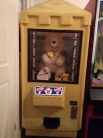 Talking Rabbit vending machine