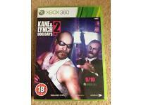Kane & Lynch Dog Days 2 XBOX 360