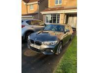 BMW 1 series 120d m-sport xdrive auto with business nav swap x1