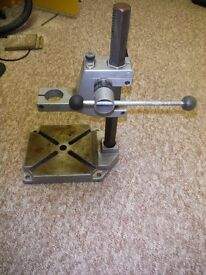Drill Stand for hand drill