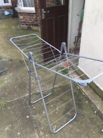 Clothes laundry rack