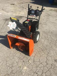"***ON SALE*** 26"" 3 Stage Columbia Snow Blower"
