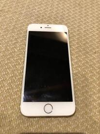 iPhone 6s 16gb - inc charger (on EE)