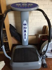 Gym Form Vibro Plate for sale