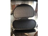 George Forman 10 portion grill