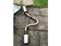 2.0 TFSI PIPER CAT BACK EXHAUST + RAM AIR FULL INDUCTION KIT
