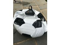 X-Rocker Football Gaming Chair with Speakers