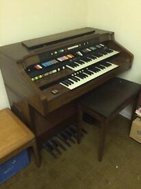 Hammond Leslie Organ