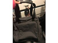 Women Porsche Adidas bag gym