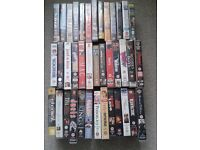 Job lot of mixed genres VHS films 39 in total
