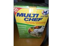 Multi chef food processor