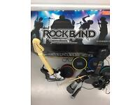 REDUCED! Rockband for Xbox 360