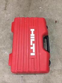 Hilti carry case