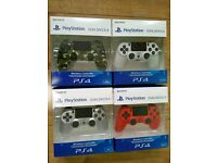 PS4 CONTROLLER MINT BOXED. COLLECTION FROM NORTH WEST LONDON.