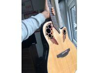 Mint Condition Ovation Elite CE44-4 Guitar