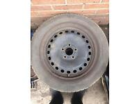"Ford 16"" steel wheel 5x108 6.5j C-Max Focus Mondeo"