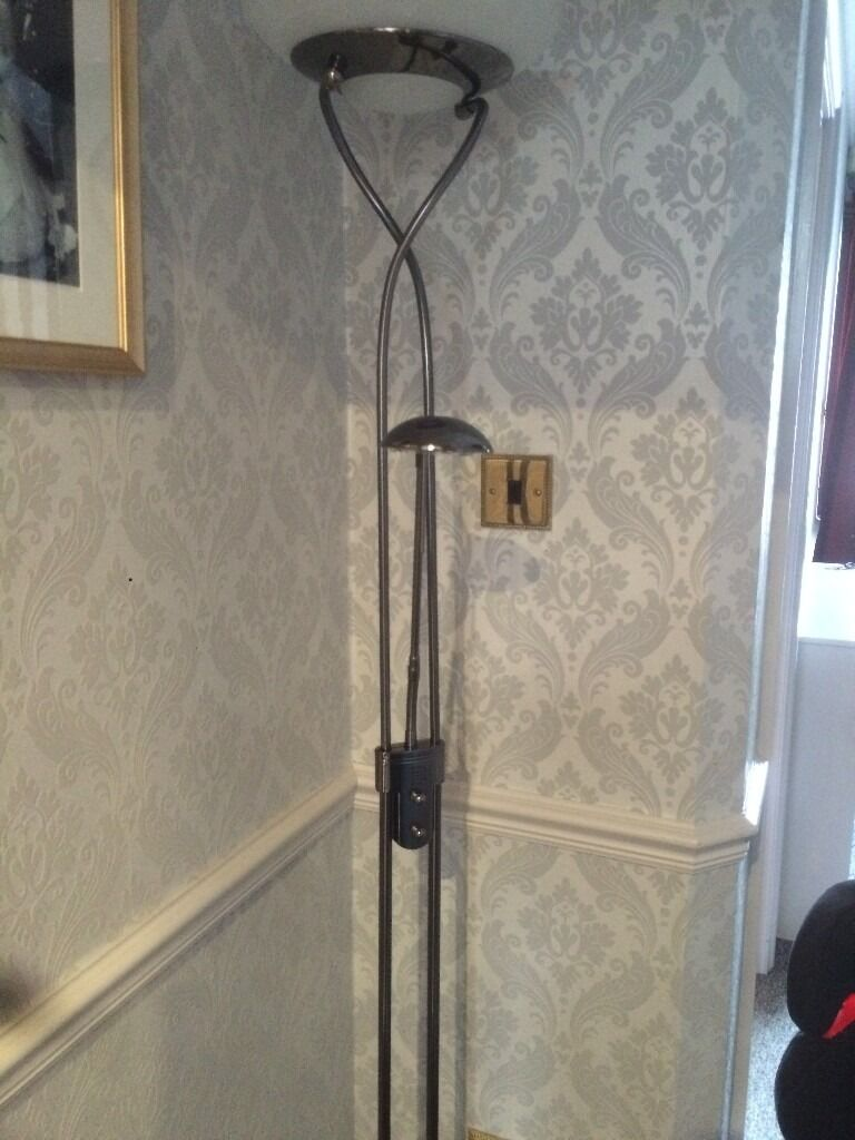 Father And Son Floor Standing Lamp