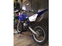 Yz85 dirt bike.