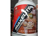MAX MUSCLE PROTIEN 52 SERVINGS 3 DIFFERENT FLAVOURS SEALED TUB (USN MY PROTIEN MAXI