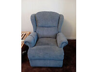 Dual Motor Riser Recliner Chair, Delivery available