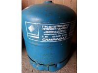 Gas cylinnders