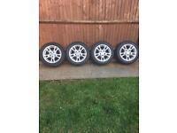 BMW 1 series 16'' alloys